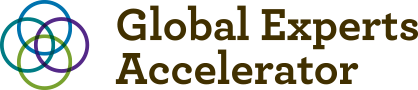 Global Experts Accelerator Logo