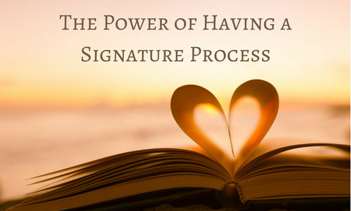 The Power Of Having A Signature Process Global Experts Accelerator