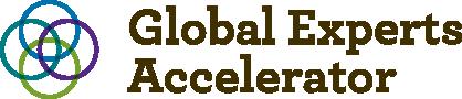 Global Experts Accelerator Logo